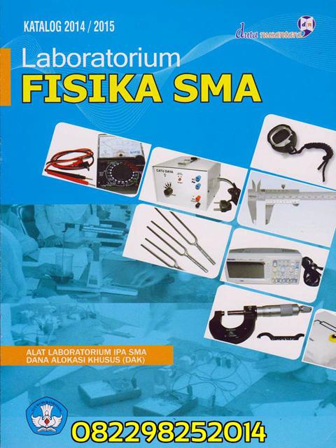 Laboratorium Fisika SMA - Katalog 2015-2016