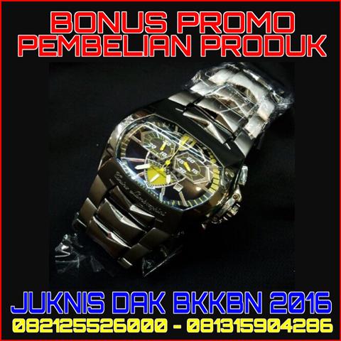 Bonus Promo Pembelian Produk Juknis DAK BKKBN 2016 - Silver Yellow