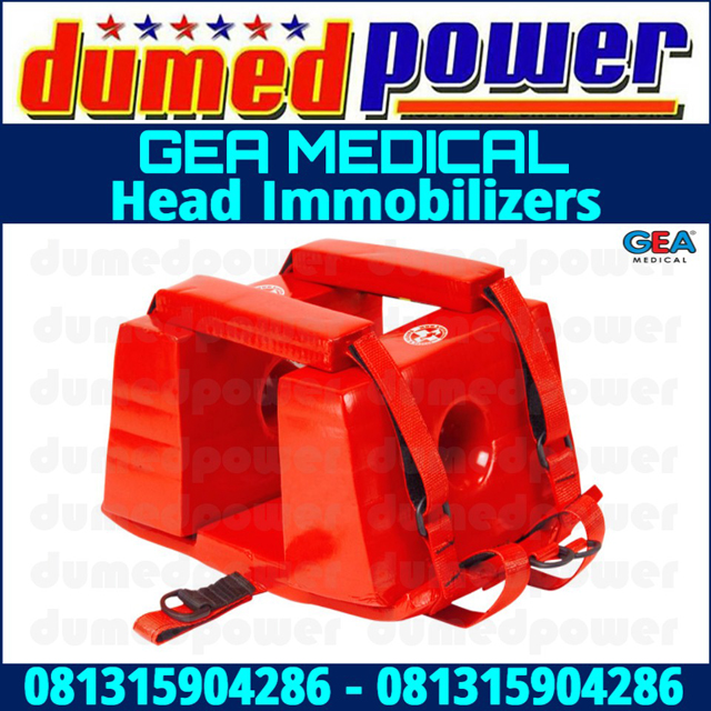 Head Immobilizer Gea Medical