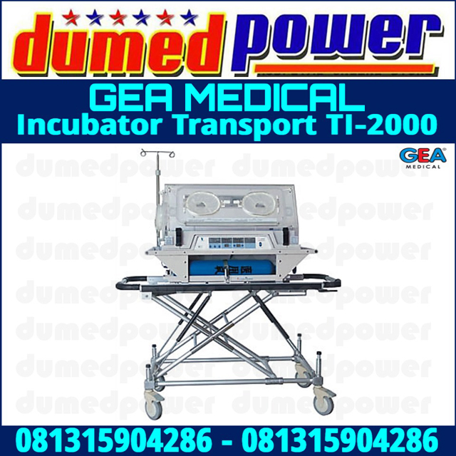 Incubator Transport TI-2000 GeA Medical