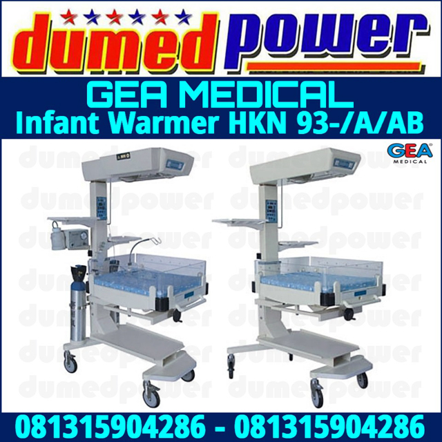 Infant Warmer HKN-93A-93AB Gea Medical