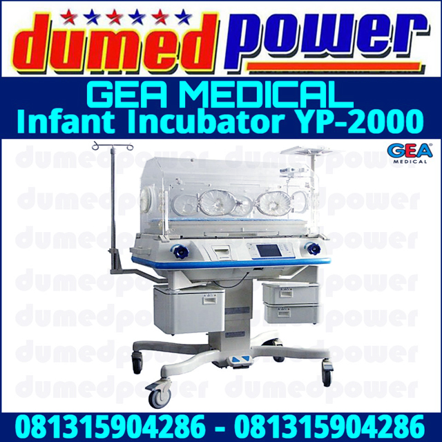 Infant Incubator YP-2000 GeA Medical