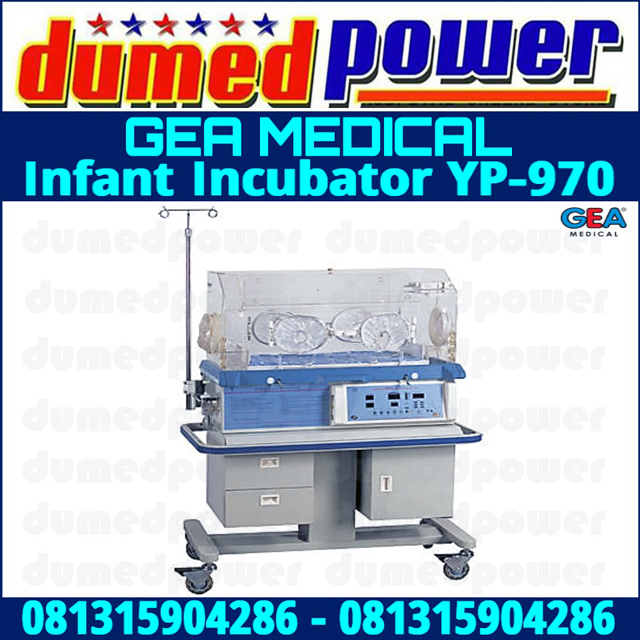 Infant Incubator YP-970 GeA Medical