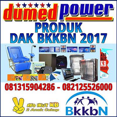 Produsen dan Distributor Produk DAK BKKBN 2017