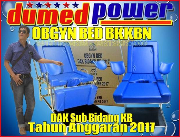Berita Produk BKKBN 2017-2018 - Obgyn Bed - Kie Kit KKB - Genre Kit - Lansia Kit - Implan Kit - Iud Kit - Lemari Alokon - Sarana PLKB dan PPKBD