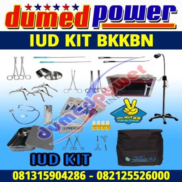 Iud Kit BKKBN 2017 - Instrument Germany Product