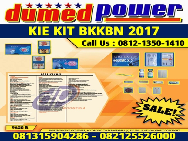 Kie Kit BKKBN 2017 KKB Family Kit