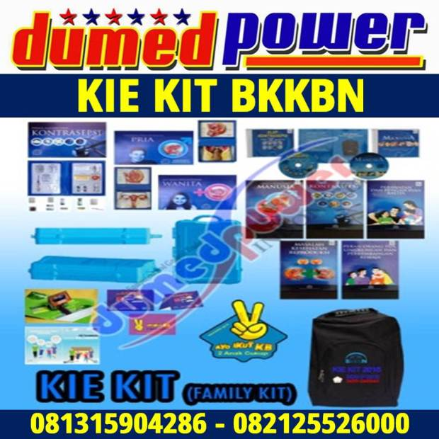 Kie Kit KKB BKKBN 2017 Family Kit
