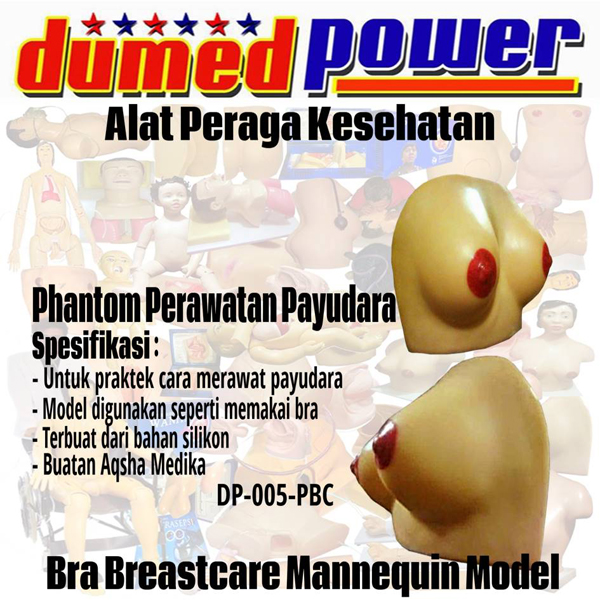 Phantom Perawatan Payudara DP-005-PBC